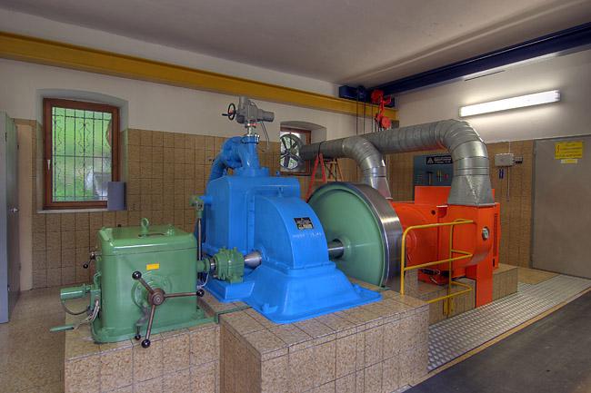 Kraftwerk am Lavierenbach